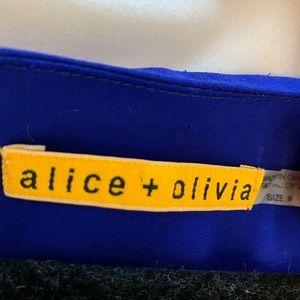 Alice + Olivia Dresses - Alice Olivia